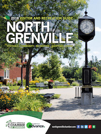 2018 North Grenville Visitor & Recreation Guide