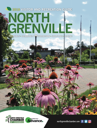 2019 North Grenville Visitor & Recreation Guide