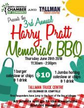 3rd Annual Harry Pratt Memorial BBQ - Photo 21