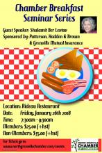 Breakfast Seminar Jan 26th 2018 - Photo 5