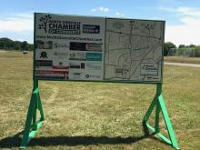 Kemptville Live Chamber Sign Project - Photo 3