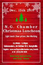 2nd Annual Christmas Luncheon 2017 - Photo 20