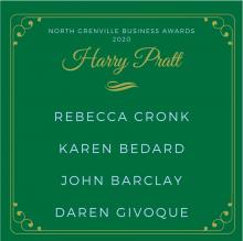 Harry Pratt Nominees - Photo 0