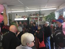 Flower Shop Grand Re-Opening - Photo 5