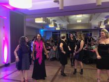 3rd Annual Little Black Dress Eventt - Photo 41