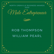 Male Entrepreneur of the Year Nominees - Photo 0