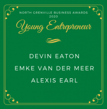 Young Entrepreneur Nominees  - Photo 0