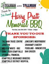 3rd Annual Harry Pratt Memorial BBQ - Photo 20