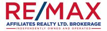 RE/MAX Affiliates Realty Ltd. Logo