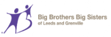 Big Brothers Big Sisters of Leeds & Grenville Logo