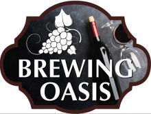 Brewing Oasis Logo