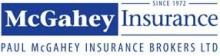 Paul McGahey Insurance Brokers Ltd. Logo