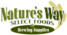 Nature's Way Select Foods & Brewing Supplies          Logo