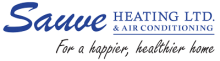 Sauve Heating & Air Conditioning Ltd. Logo