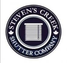 Steven's Creek Shutter Co Logo