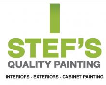 Stef's Quality Painting Inc Logo