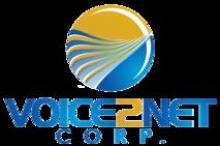 Voice2Net Logo