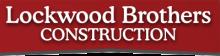 Lockwood Brothers Construction Logo